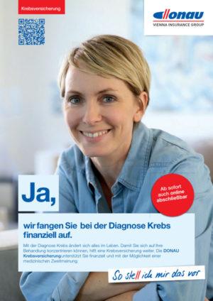 Donau Krebsversicherung - EZVA